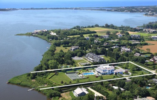 Water Mill Estate on Mecox Bay on Sale for $58,5 Million