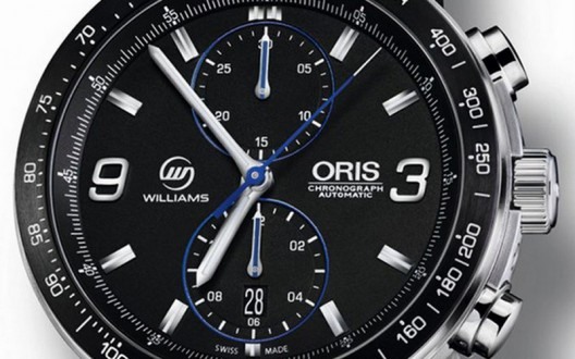 Oris Swiss watch manufacturer unveiled a new chronograph model