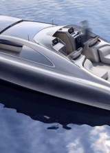 Luxury Yacht From Mercedes