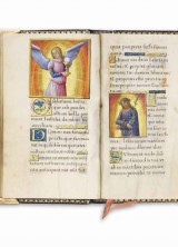 Book of Hours Leading at Christie's London Sale of Rare and Important Manuscripts