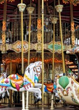 300 Rare Collectibles Including Unique Kiddieland Carousel at Donley Auctions