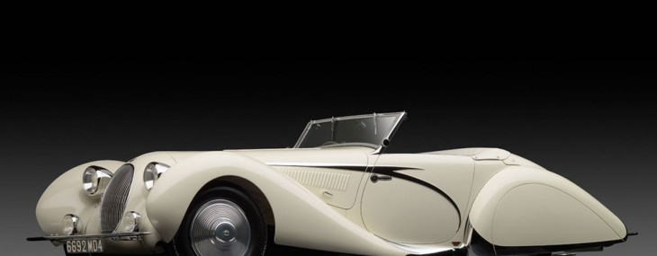 RM Auctions' and Sotheby's New Art of the Automobile sale in New York Achieved $63 Million in Two Hours