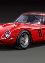 World Record for the Most Expensive Car – 1964 Ferrari 250 GTO Sold for $52 Million
