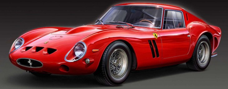 1964 Ferrari 250 GTO Sells for Record $52M