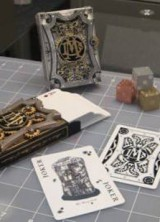 World's First 3D And Mechanical Playing Cards