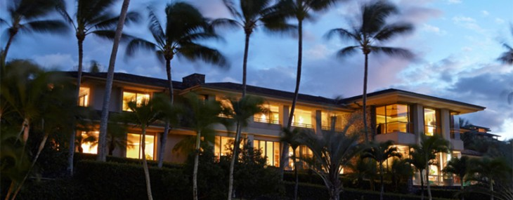 $13.5M Estate Within Renowned Kapalua Resort Ready For No-Reserve Auction