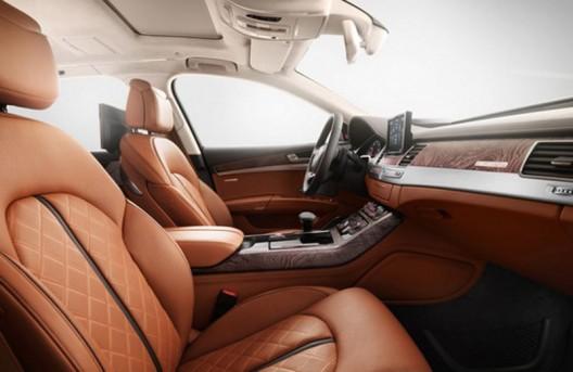 A8 L W12 Exclusive Concept