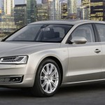 Even More Luxurious Audi, The New A8 L W12 Exclusive Concept