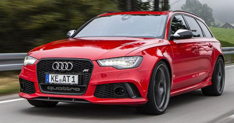 ABT Sportsline is re-conditioned its sports sedan
