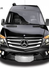 Airstream Reveals 2014 Mercedes-Benz Sprinter-Based Interstate