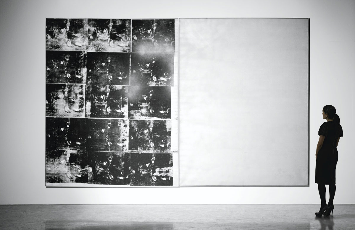 Andy-Warhol-Silver-Car-Crash-(Double-Disaster)