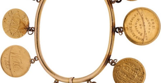 Annie Oakley: Her Stunning and Elegant Charm Bracelet