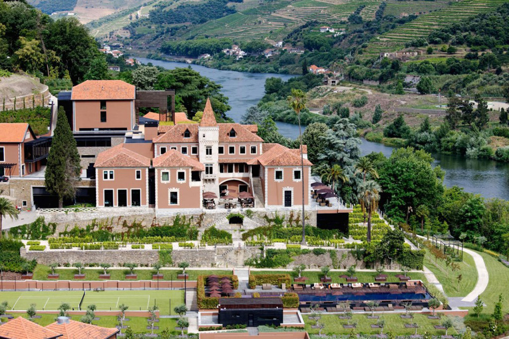Stylish Hotel Complex in a Magic Spot - Aquapura Douro Valley, Portugal