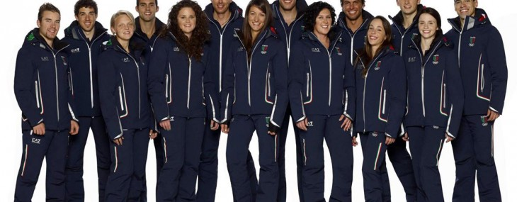 Giorgio Armani's New Set of Outfits for Italy's Olympic Team