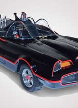 Roadworthy Replica of the Batmobile Can Be Yours for $200,000