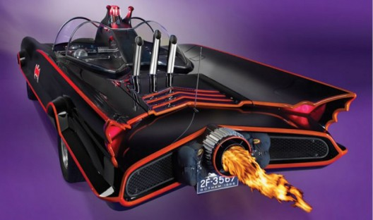 This street legal flame-throwing Batmobile replica can be yours for just $200,000