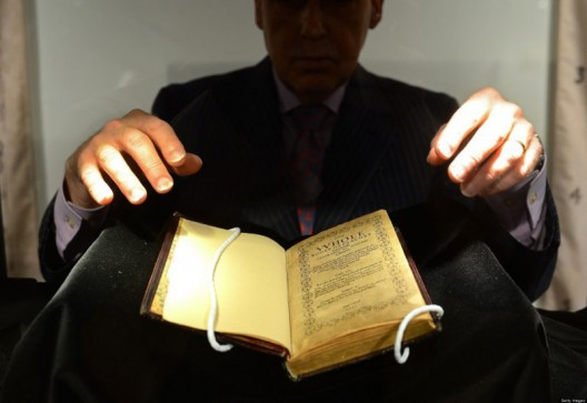 """The biblical """"Bay Psalm Book' fetches $14 m, becomes the world's most expensive book"""