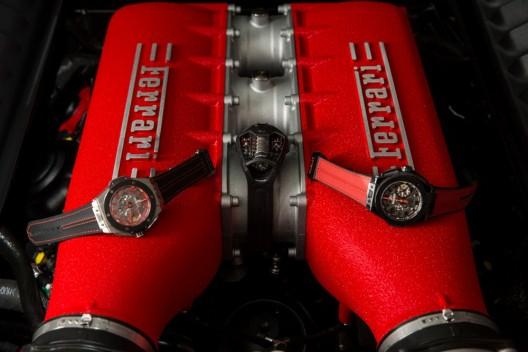 HUBLOT Presents The First UK Exclusive Limited Edition Big Bang Ferrari