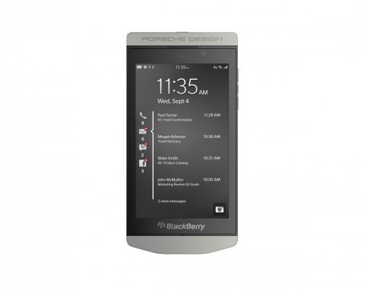 BlackBerry's Porsche Design P'9982 - Elite Smartphone for Wealthy Elite