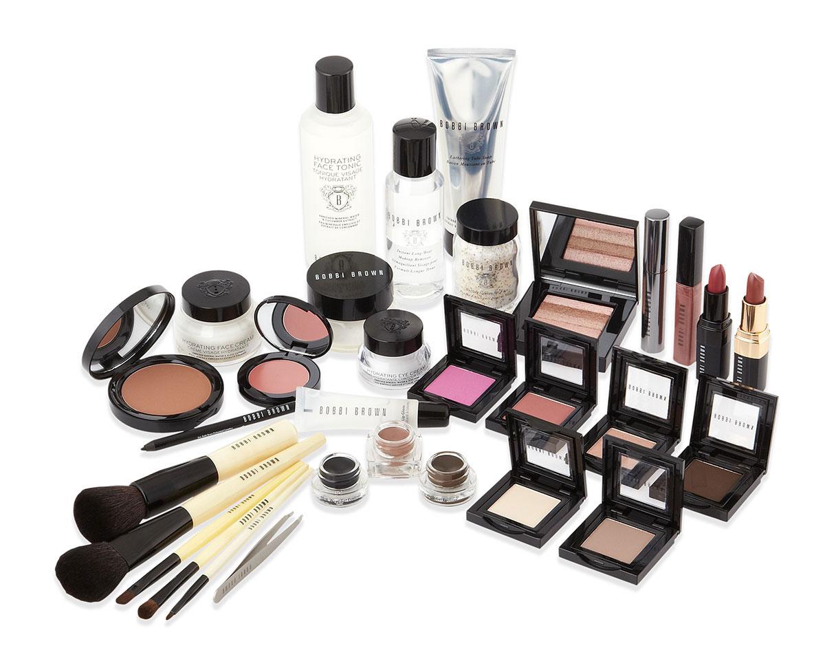 Bobbi Brown Limited Edition Makeup Trunk - Makeup Aficionadou0026#39;s Dream - EXtravaganzi