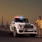 Brabus Mercedes-Benz AMG G63 – New Member of Dubai Police's Fleet