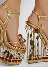 Dolce & Gabbana Cage Sandals