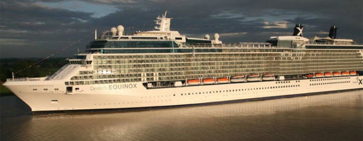 Spend 7 Nights Wining and Dining With Celebrity Cruises' President & CEO
