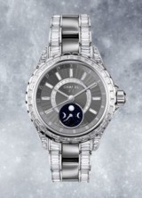 Chanel's Popular J12 Watch Reinvented with Moonphase Complications