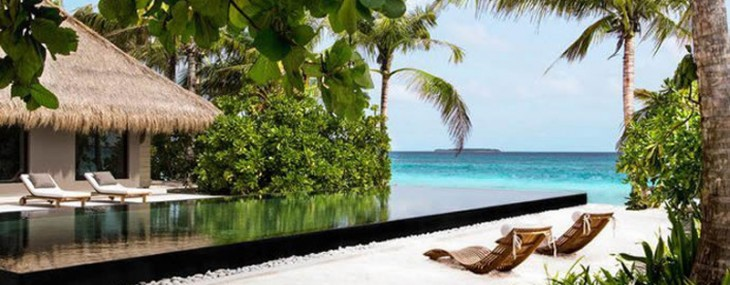 Louis Vuitton's Cheval Blanc Randheli luxury resort opens in the Maldives tomorrow