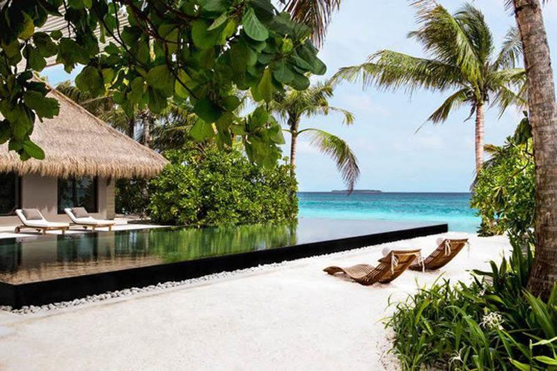 Louis Vuitton's Cheval Blanc Randheli luxury resort opens in the Maldives tomorrow
