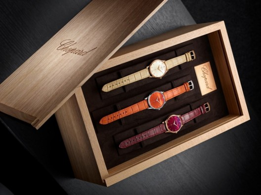 Chopard launched LUC XPS the ultra-thin dress watches for women