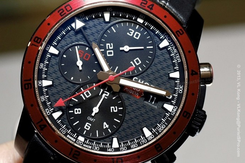 Chopard and Zagato create the limited edition Mille Miglia Zagato chronographs