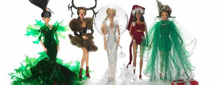 Barbie Gets A Stephen Jones Makeover This Christmas