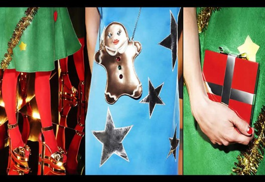 Charlotte Olympia's Christmas Capsule Collection Jingles All The Way