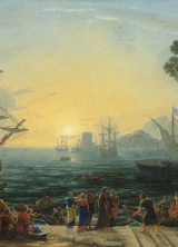 Claude Lorrain's Mediterranean Port at Sunrise Could Fetch $8 Million at Christie's