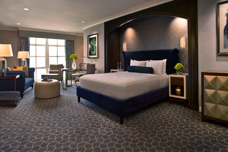 1 8 Million Renovation Of Conrad Hilton Suite At The