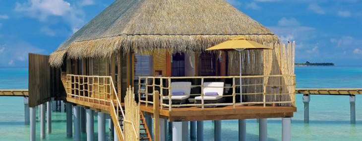 Luxurious Constance Moofushi Maldives Resort