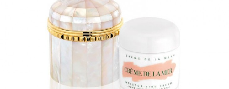 This Creme de la Mer face cream in a Boucheron pot costs $20,000