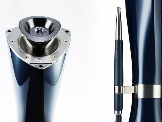 Automaker Bugatti unveils a limited edition hookah for $100,000