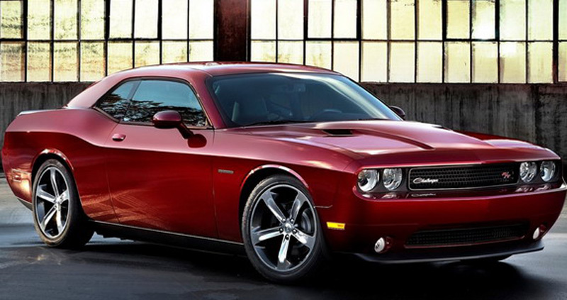 Chrysler Group has prepared a special 100th Anniversary Edition of Dodge Challenger and Dodge Charger