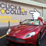 World's First Luxury Fashion Drive-thru Shop Unveiled at Selfridges London