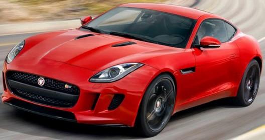 Jaguar has presented its new F-Type