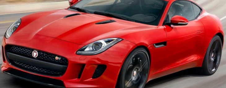 Jaguar has presented its new F-Type