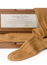 Falke Vicuna – World's Most Expensive Pair of Socks