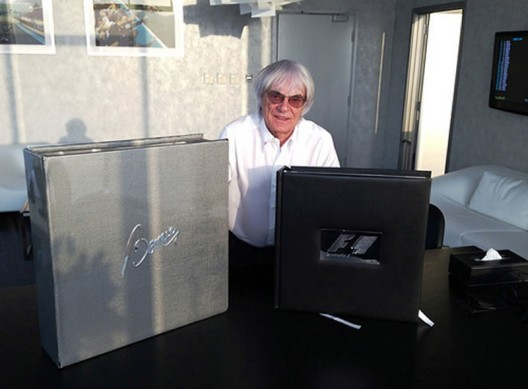 The $1 million Formula 1 Opus Bernie Edition to make its Qatar debut