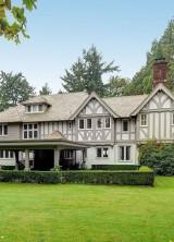 The Gables – Historic Estate in Vancouver on Sale for $12.8 Million