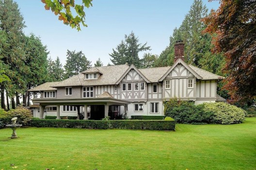 Dream Home, the Gable estate, in Vancouver