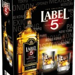 Two Gift Boxes of LABEL 5 For The End Of The Year