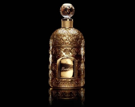 "Guerlain revives its ""Jar of Bees"" perfume in 24-carat gold to celebrate its legendary history"