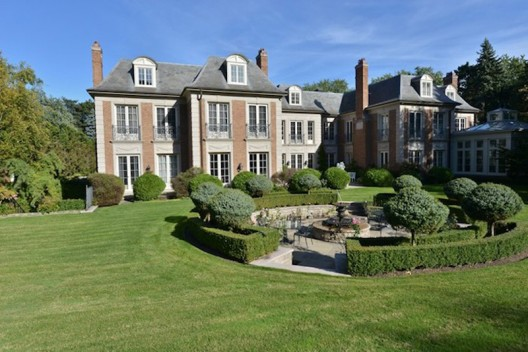 Gracious French Chateau in Toronto on Sale for $21 Million